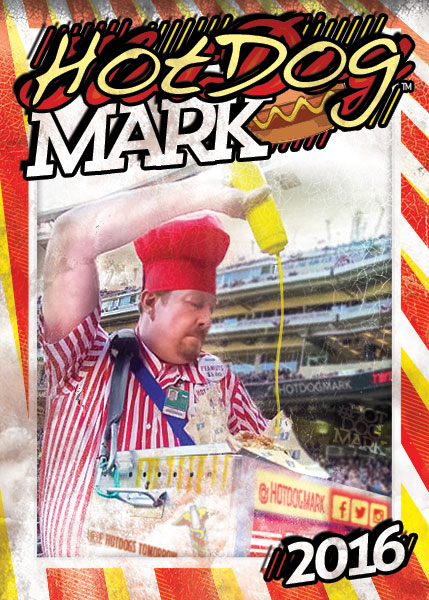 2016 Hot Dog Mark Card