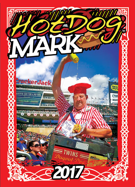 2017 Hot Dog Mark Card