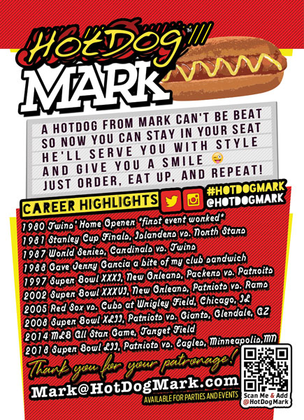 2018 Hot Dog Mark Backside