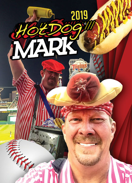 2019 Hot Dog Mark Card